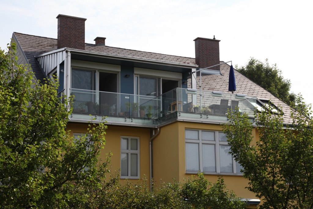 Erweiterung Dachwohnung_2012