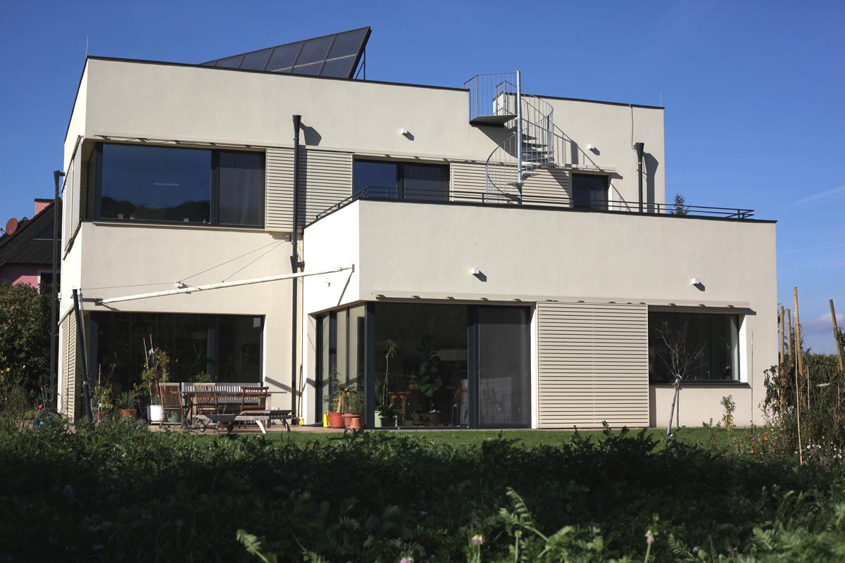 Neubau Niedrigenergiehaus_2008