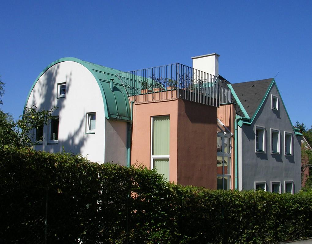 Umbau & Erweiterung_2000